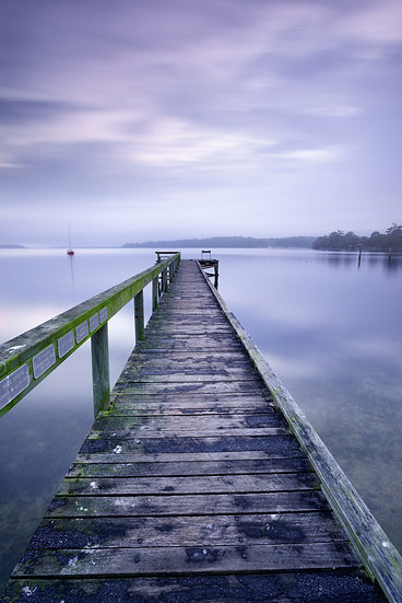 Old Jetty - Tasmania