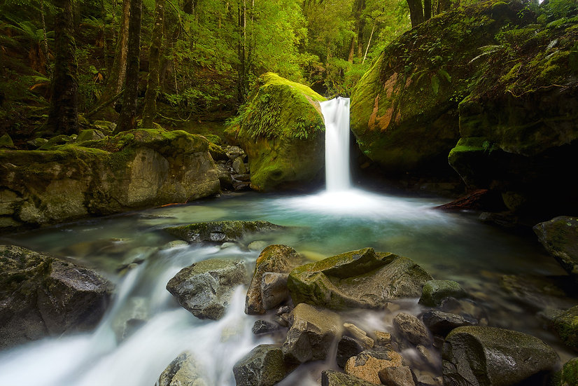 Chasm Falls, Tasmania