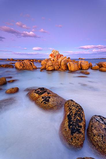 Picnic Rocks, Bay Of Fires