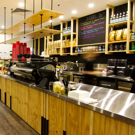 Cafe photograher gold coast