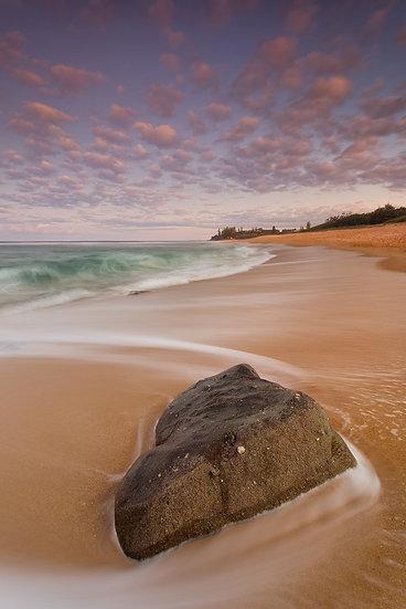 Shelly Beach Sunset