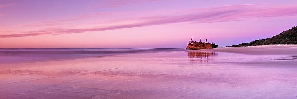 Shipwreck Reflections