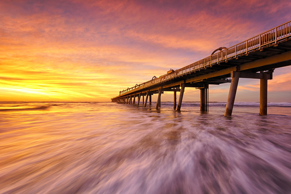 A guide to photographing the Gold Coast The Spit Sunrise Landscape Photography