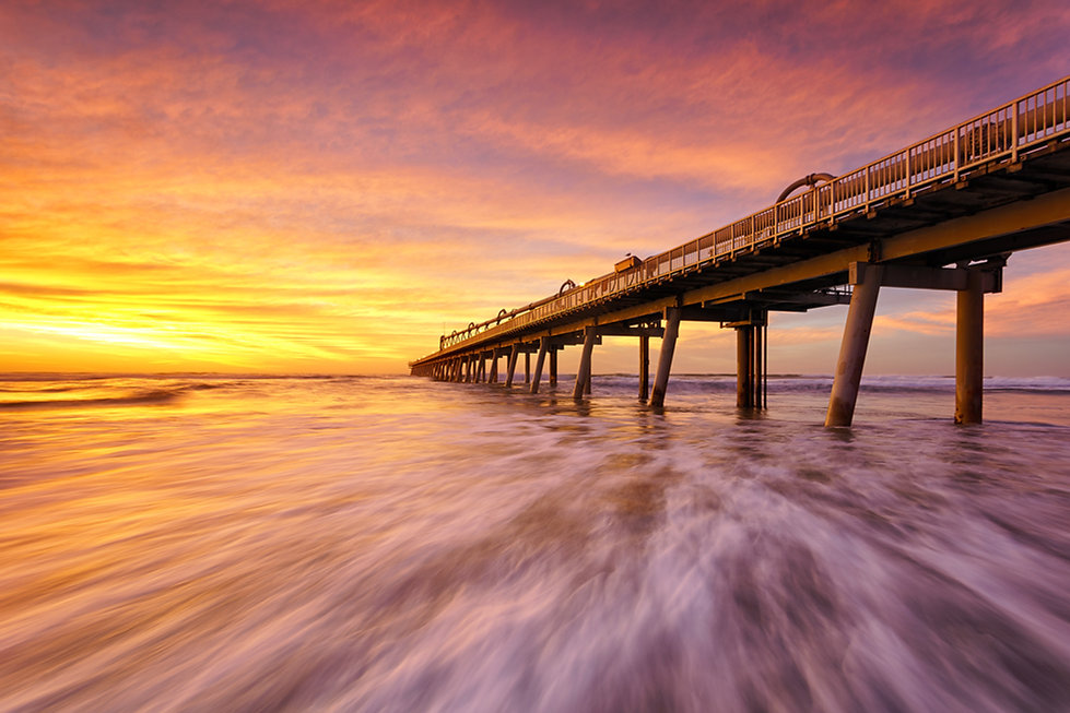 The Spit Sunrise Landscape Photography