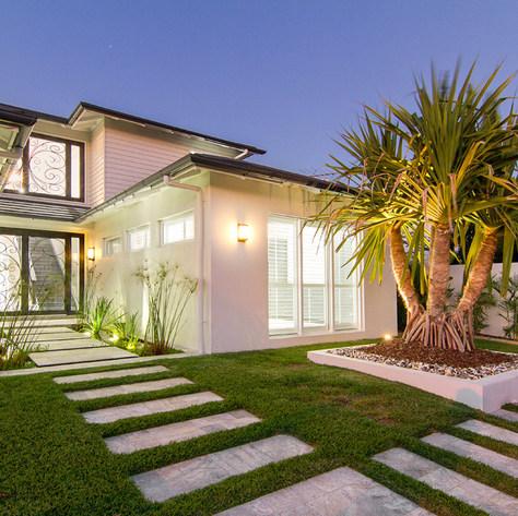 Twilight real estate photography gold coast