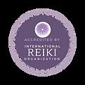Accredited by Interntional Reiki Organization