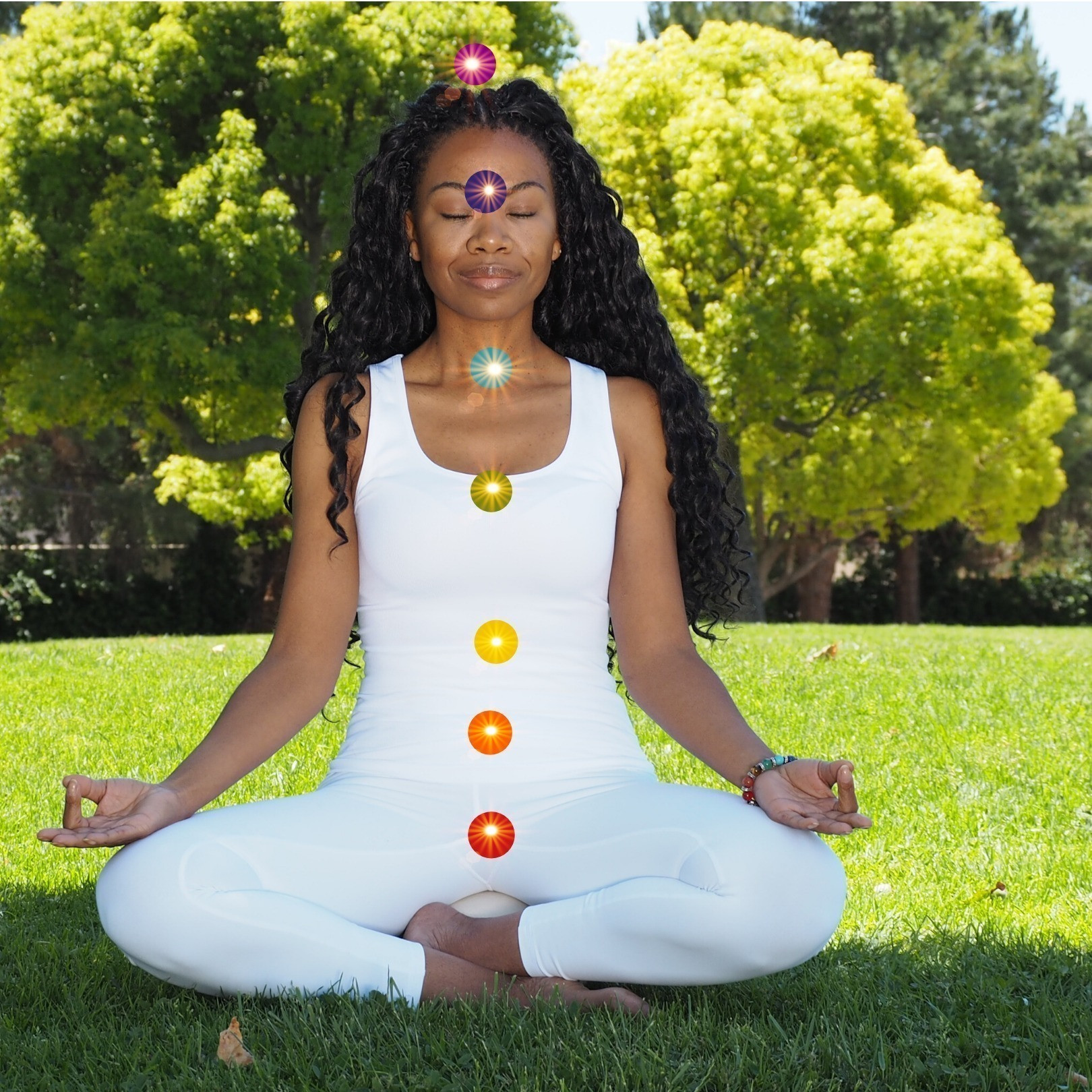 Balance Chakra energy with Reiki