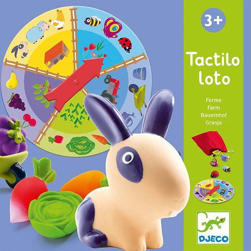 TACTILO LOTO   DJ08135