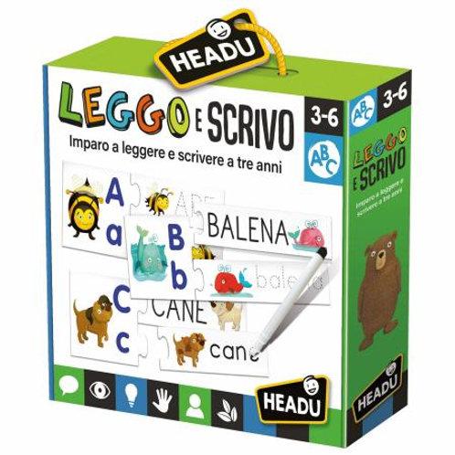 LEGGO E SCRIVO   IT20591