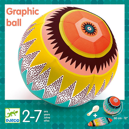 GRAPHIC BALL