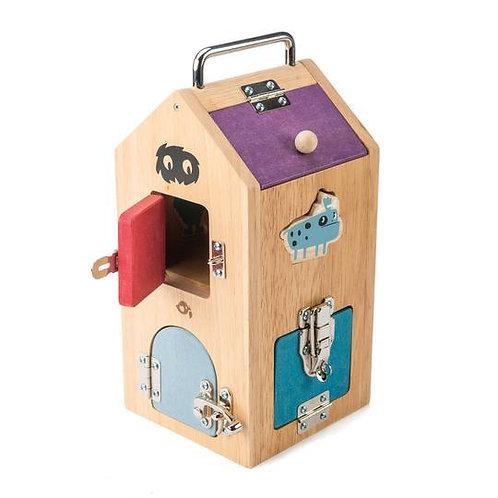 MONSTER LOCK BOX      TL8341