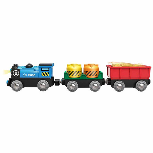 BATTERY POWERED ROLLING-STOCK SET    E3720