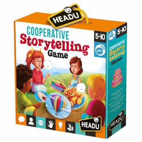 COOPERATIVE STORYTELLING GAME   MU24063