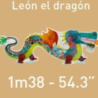 LEON LE DRAGON   DJ07170