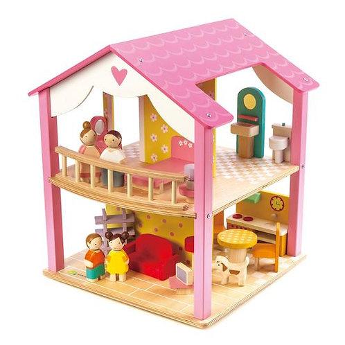 PINK LEAF HOUSE  TL8121