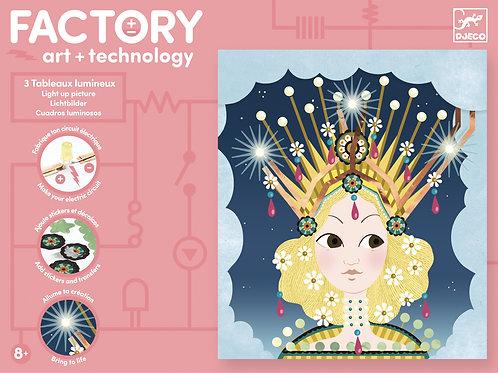 ART & TECNOLOGY TABLEAUX