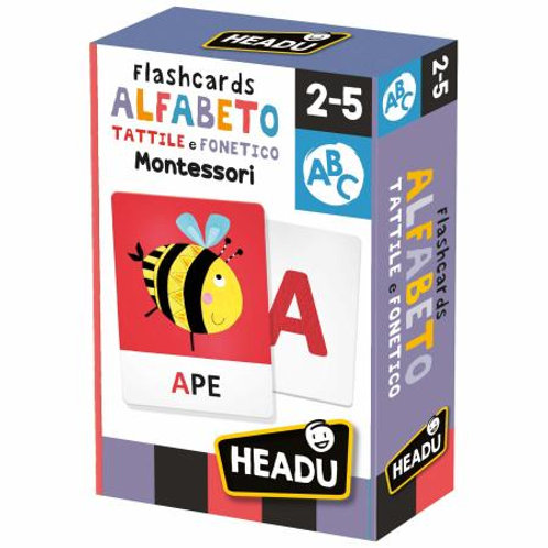FLASHCARDS ALFABETO   IT23752