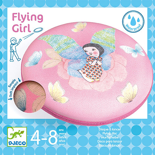 FLYING GIRL  DJ02035
