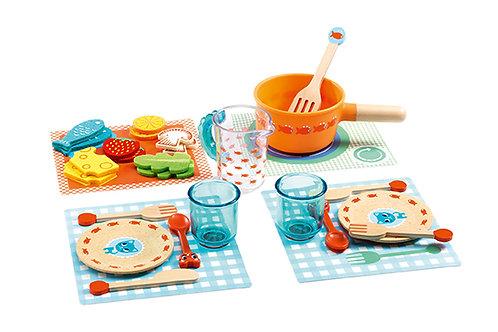 A  TABLE LES CHATS!    DJ06547