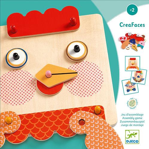 CREA FACES DJ01676