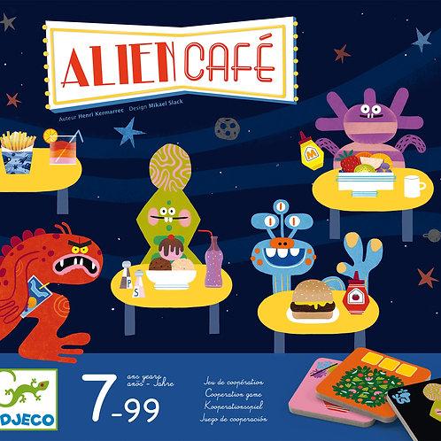 ALIEN CAFE'