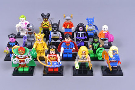 MINIFIGURES  SERIE LIMITED EDITION