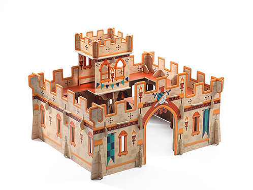 POP TO  PLAY CHATEAU MEDIEVAL DJ07714