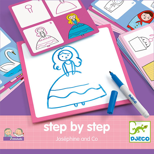 STEP BY STEP DJ08320
