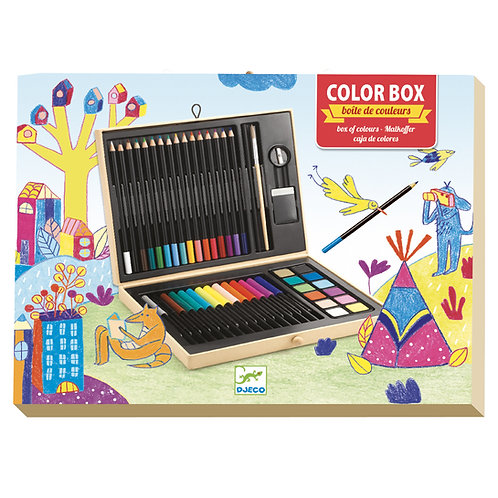 COLOR BOX   DJ8797