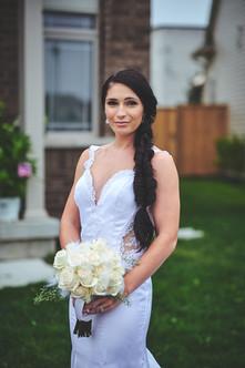 Niagara Bridal Makeup