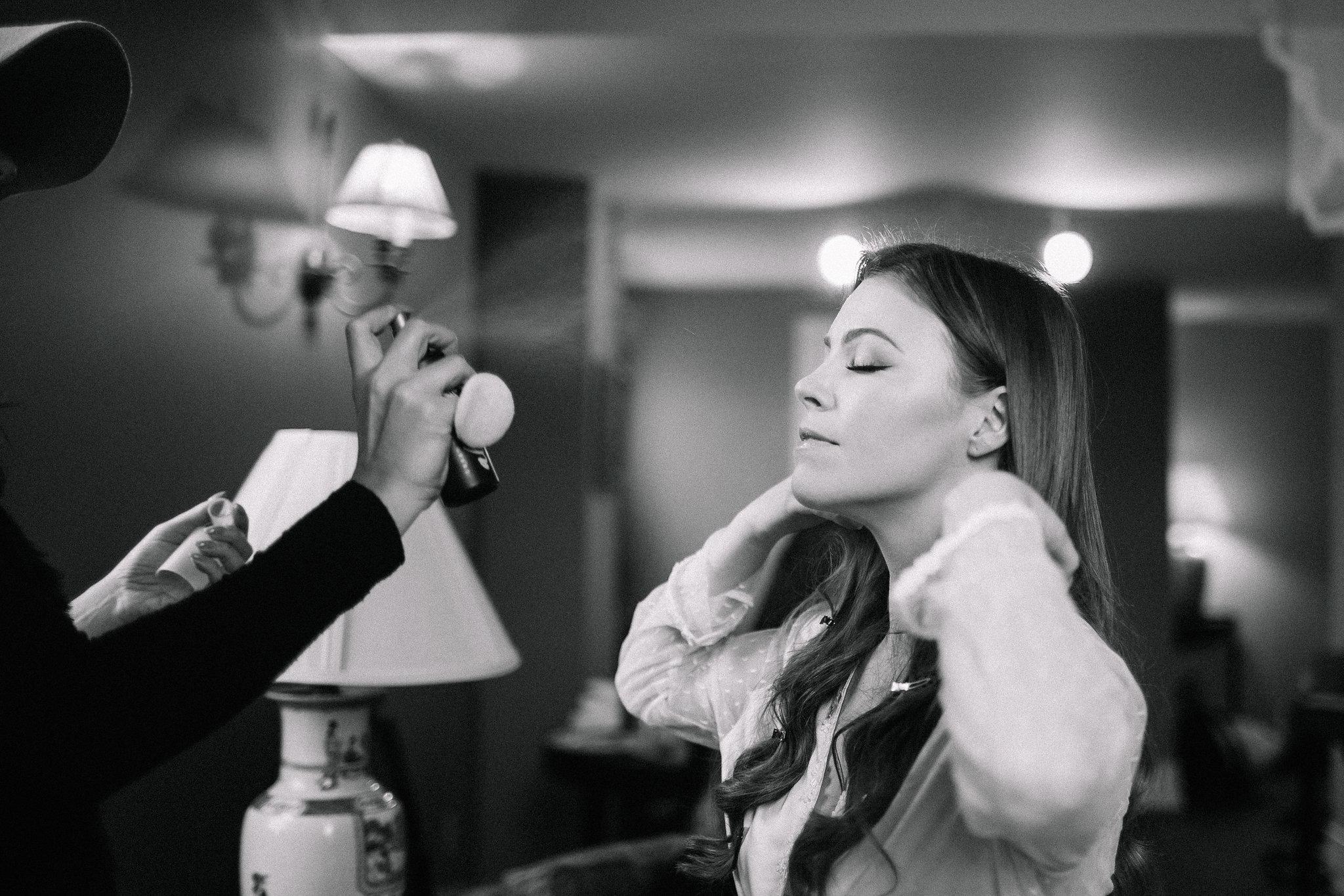 Niagara Bridal Hair & Makeup