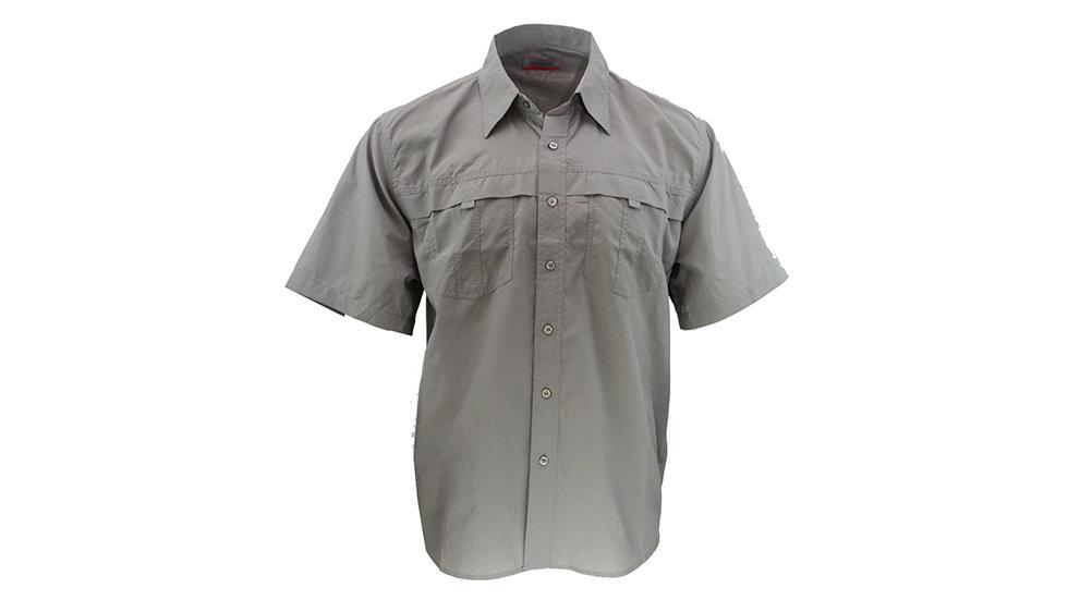 Camisa estilo Columbia manga corta