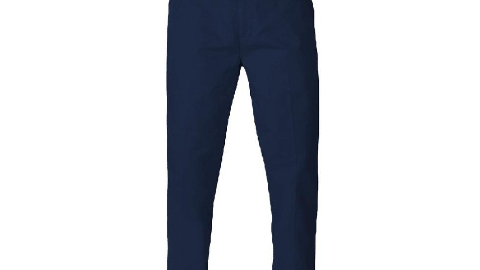 Pantalón bachiller sin pinza