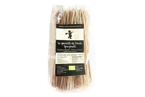 Spaghetti, luomu