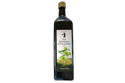 Luomu oliiviöljy 750ml