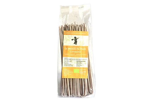Linguine-pasta, luomu