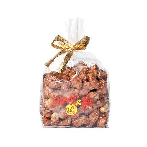 sokeroidut maapähkinät