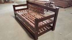 Sofa Cama com cama Auxiliar