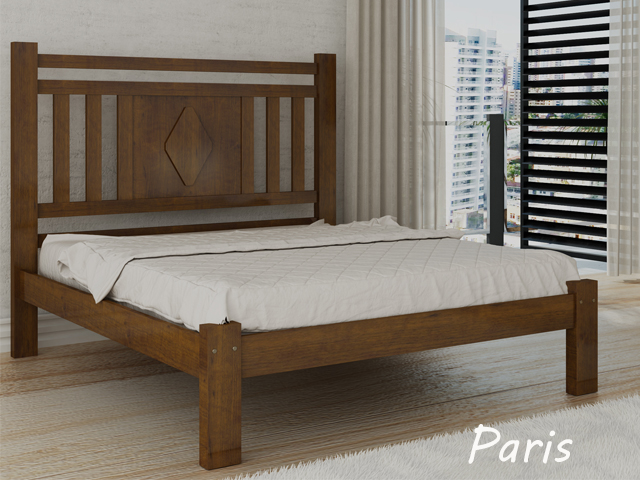 Cama Paris