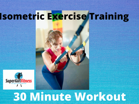 Isometric exercises for building strength