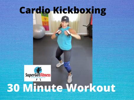 Cardio Kickboxing Workout