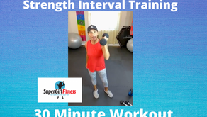 Strength Circuit Training Under 30 Minutes
