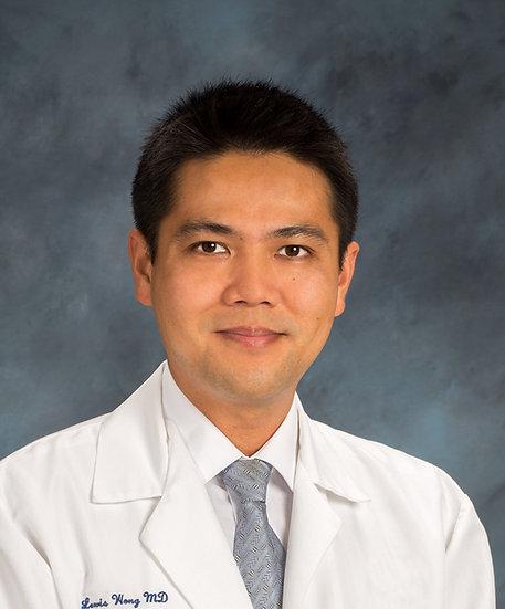 Lewis Wong, M.D.