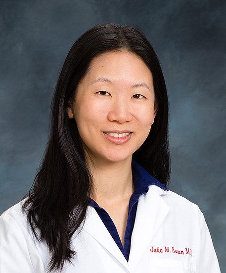 Julia Kwan, M.D.