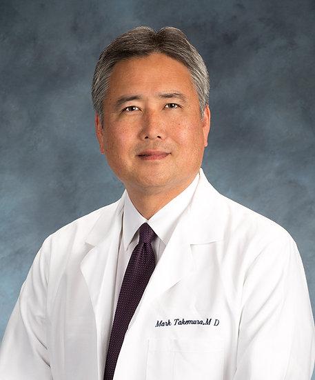 Mark Takemura, M.D.