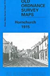 Hornchurch 1915 (Old Ordnance Survey Maps)