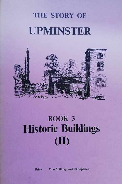 The Story of Upminster book 3