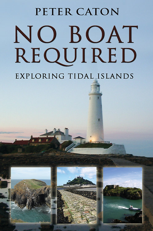 No Boat Required: exploring tidal islands