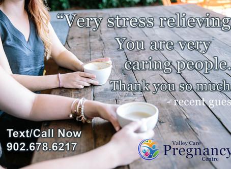 We Relieve Stress