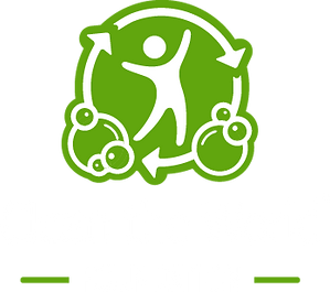 Clean the World Foundation logo - White
